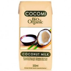 MLECZKO KOKOSOWE (17% TŁUSZCZU) BIO 330 ml - COCOMI