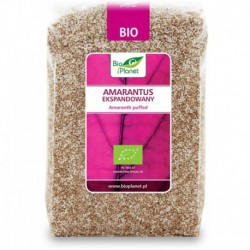 AMARANTUS EKSPANDOWANY BIO 150 g - BIO PLANET
