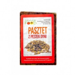 PASZTET Z PESTEK DYNI 200 g - DENVER FOOD