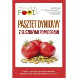 PASZTET DYNIOWY Z SUSZONYMI POMIDORAMI - DENVER FOOD