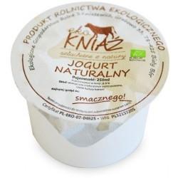 JOGURT NATURALNY BIO 250 ml - EKO KNIAŹ