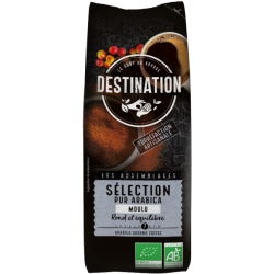 KAWA 100% ARABICA SELECTION BIO - DESTINATION