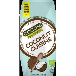 COCONUT MILK - NAPÓJ KOKOSOWY (17% TŁUSZCZU) BIO 330 ml - COCOMI