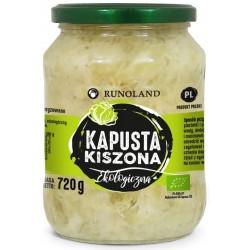 KAPUSTA KISZONA BIO 700 g - RUNOLAND