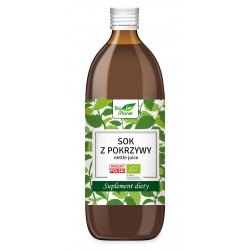 SOK Z POKRZYWY BIO 500 ml - BIO PLANET
