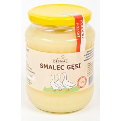 SMALEC GĘSI SŁOIK 720 ml - DESMAL